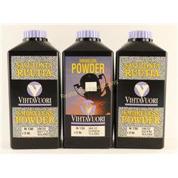 6 Lbs. Smokeless Powder