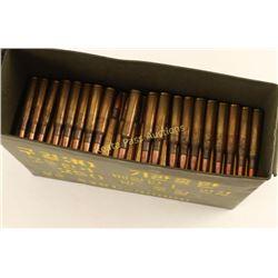 Lot of 30-06 Ammo