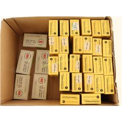 600 Rounds of .223 Rem/5.56mm Ammo