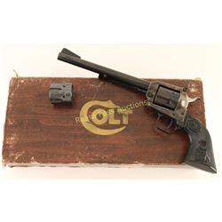 Colt New Frontier Buntline Dual Cylinder