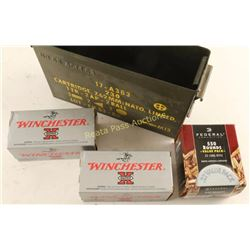 1,550 Rounds of .22 LR Ammo