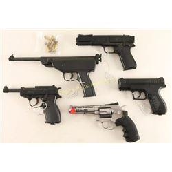 Lot of 6 BB Guns