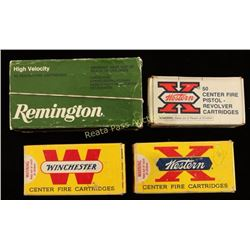 Lot of 25-20 Ammo