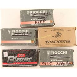 250 Rounds of .45 Colt Ammo