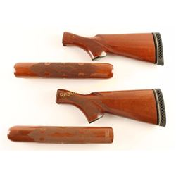 Lot of 2 Remington 1100 Stocks & Forends