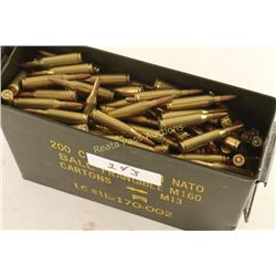 Ammo Can Full of .243 Win Ammo