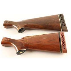 Lot of 2 Remington 1100 Stocks