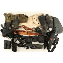 Large Lot of Shooting Accessories
