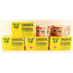 Cheddite & CCI Shotshell Primers