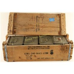 Large Crate of 30-06 Ammo