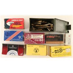 Lot of Various Handgun Ammo