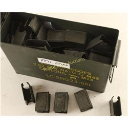 Ammo Can of M1 Garand Clips
