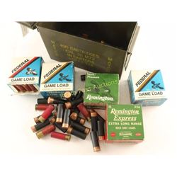 Ammo Can of 12 Gauge Ammo