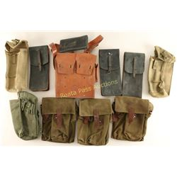 Lot of Mag Pouches