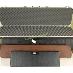 Lot of 5 Rifle Cases