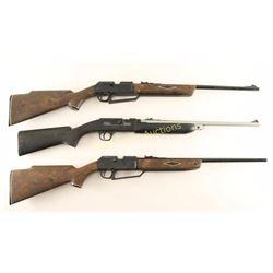 Lot of 3 BB Guns