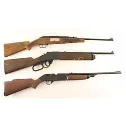 Lot of 3 BB/Toy Guns