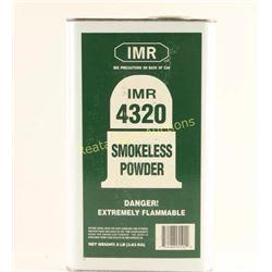 8lbs of IMR 4320 Smokeless Powder