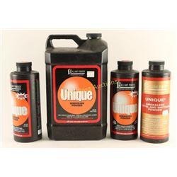 7lbs of Unique Smokeless Powder