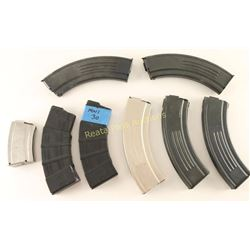 Lot of Ruger Mini 30 Mags (8)