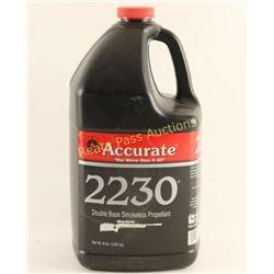 8lbs of Accurate 2230 Smokeless Powder