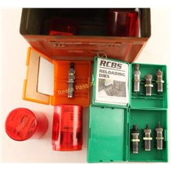 Reloaders Lot With Dies