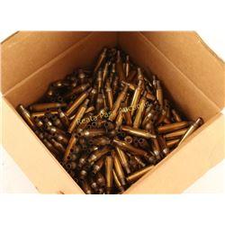 Lot of .17 Remington Brass