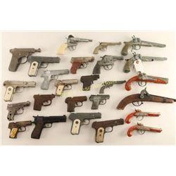 Box lot of Vintage Toy Guns