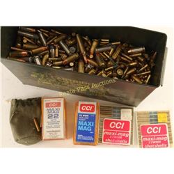 Ammo Can Full With Miscellaneous Ammo
