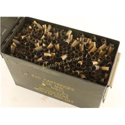 Ammo Can Full of .45 ACP Brass
