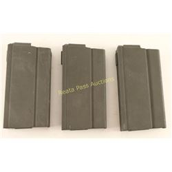 Lot of 3 M1A Magazines