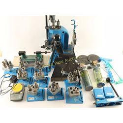 Dillon Precision LR550 Reloading Setup