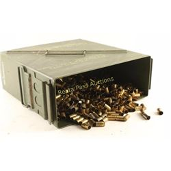 Large Ammo With .45 ACP Brass