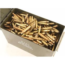 Ammo Can Full of .30-06 Brass