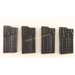 Lot of 4 HK-91 Mags