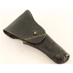 'US' Marked Leather Holster