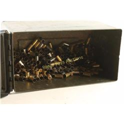Ammo Can With .40 S&W Brass