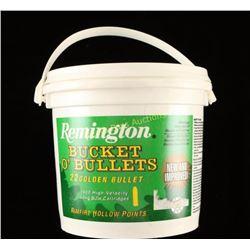 Remington 22LR Bucket O' Bullets