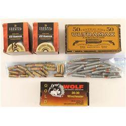 Miscellaneous Ammo Lot
