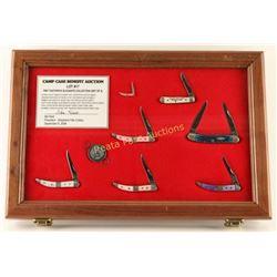 Case Folding Pocket Knife Collection