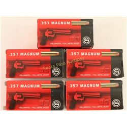 Lot of 357 Mag Ammo