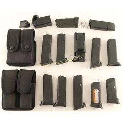Lot of 12 Glock Magazines