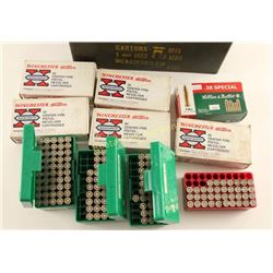 Lot of 38 Spl Ammo