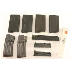 Collection of High Capacity Magazines