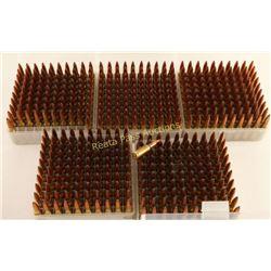 Lot of 7mm REM BR Ammo
