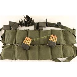 96 Rounds of .30-06 Ammo in Garand Clips