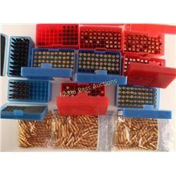 Lot of 7mm Ammo & Brass