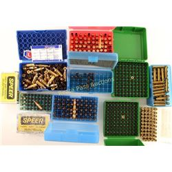 Large Lot of Mixed Ammo & Brass