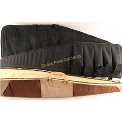 Lot of 3 Quality Soft Rifle Cases