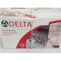 Delta faucet
